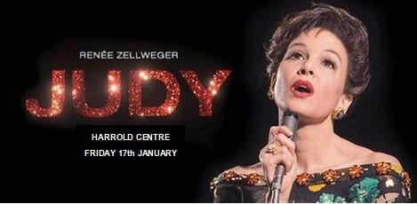 Harrold Centre Film Nights present Judy