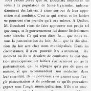 «Pateurisation-municipalisation»