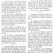«M. Jean Lesage, M. René Lévesque, M. Claude Wagner, et le tripotage de Ville La Salle»