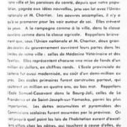 «Une majorité plus forte que jamais pour Ernest-J. Chartier»