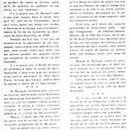 «M. Denis Bousquet, un député qui répond aux vœux de la population»