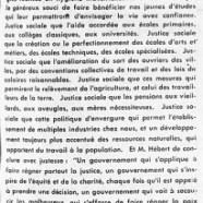 «M. Georges-Émile Lapalme magnifie l'oeuvre de l'Union nationale»