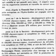 «Miracle moderne dans la province de Québec»