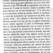 «Centenaire du diocèse»