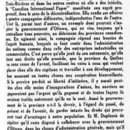 «Maurice Duplessis à Gatineau»