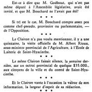 """«Cornichonneries du """"Clairon""""»"""