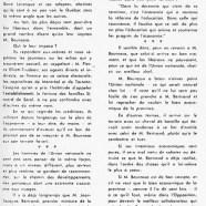 «M. Robert Bourassa devrait être le parfait collaborateur de M. Jean-Jacques Bertrand»