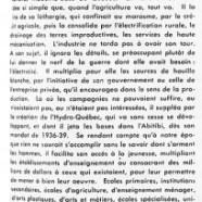 «Carrière en ligne droite de l'honorable Maurice Duplessis»