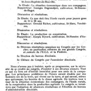 «Congrès diocésain de l'U.C.C.»