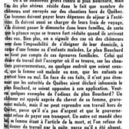 «Imbroglio à Québec»