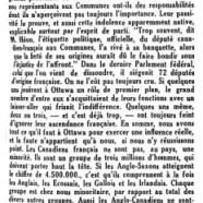 «Les Canadiens de langue française»