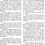 «Où M. Émilien Lafrance ne flatte guère son chef Jean Lesage»