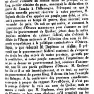 «Maurice Duplessis vit clair»