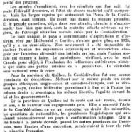 «La Confédération»