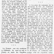 «La vie des Français en Californie, depuis 100 ans»