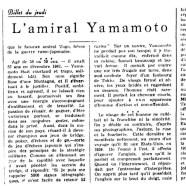 «L'amiral Yamamoto»