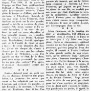 «Léon Xanrof, au temps où Paris était un paradis»