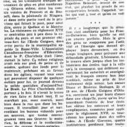 «Les Franco-ontariens et leurs écoles»