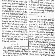 «Louis Madelin et l'histoire académique»