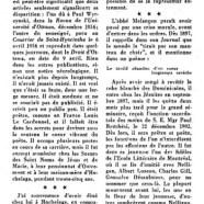 «De Lucien Rainier, prêtre et poète»