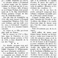 «M. Bona Arsenault et ses Acadiens»