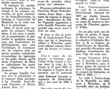 «L'histoire de la belle famille de Louis-Joseph Fournier, telle que la raconte l'abbé Ovila»