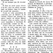 «De Marcel Pagnol à Jacqueline Bouvier»