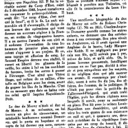 «Empereur des Français sous Napoléon III»