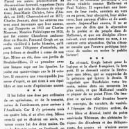 «Fernand Gregh, apôtre de l'humanisme français»