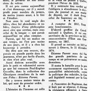 «Le grand journaliste que fut Étienne Parent»