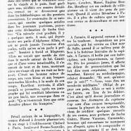 «Un ironiste à froid : Alphonse Allais»
