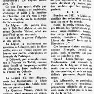 «L'héroïque histoire de la Légion étrangère»