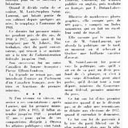 «Louis Saint-Laurent premier ministre à son corps défendant»
