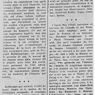 «Fernand Baldensperger et Firmin Roz»