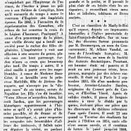 «Victorien Sardou, cinquante ans après sa mort»