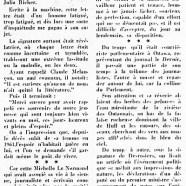 «Léo-Paul Desrosiers meurt à son tour»
