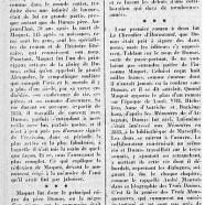«Auguste Maquet, principal collaborateur de Dumas père»