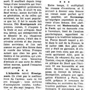«Mort de Pierre Benoît»