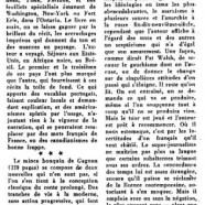 «Jean-Louis Gagnon, son nègre, ses haricots et son français»