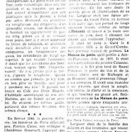 «Un homme de 1880 : Léo Larguier»