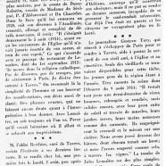«Les derniers instants et la mort de Jules Lemaître»