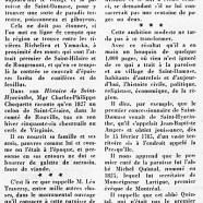 «L'histoire de Saint-Damase, par Léo Traversy»