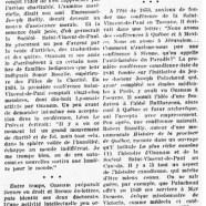 «Frédéric Ozanam et l'oeuvre de sa vie»