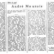«André Maurois»