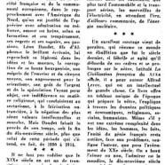 «Le XIXe siècle et la civilisation française»