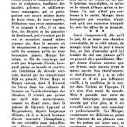 «Henry Murger et la vie de bohème»
