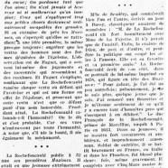 «La Rochefoucault, avant et après Les Maximes»