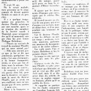 «Souvenir sur le docteur Adrien Plouffe et son ami Louis-Philippe Robidoux»