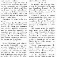 «Grace Metalious et les Franco-Américains»