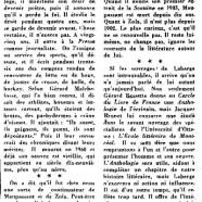 «Albert Laberge, que l'on redécouvre»